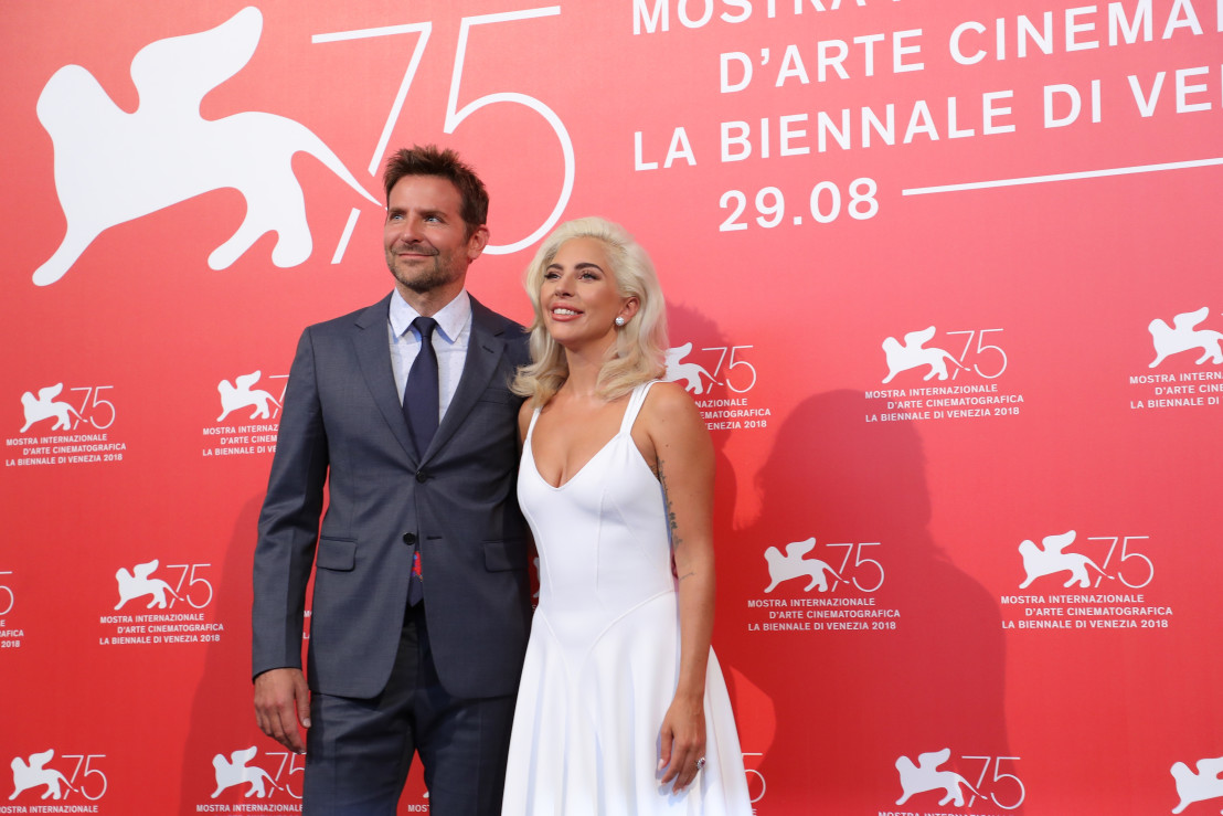 A Star Is Born Photocall - 75th Venice Film Festival