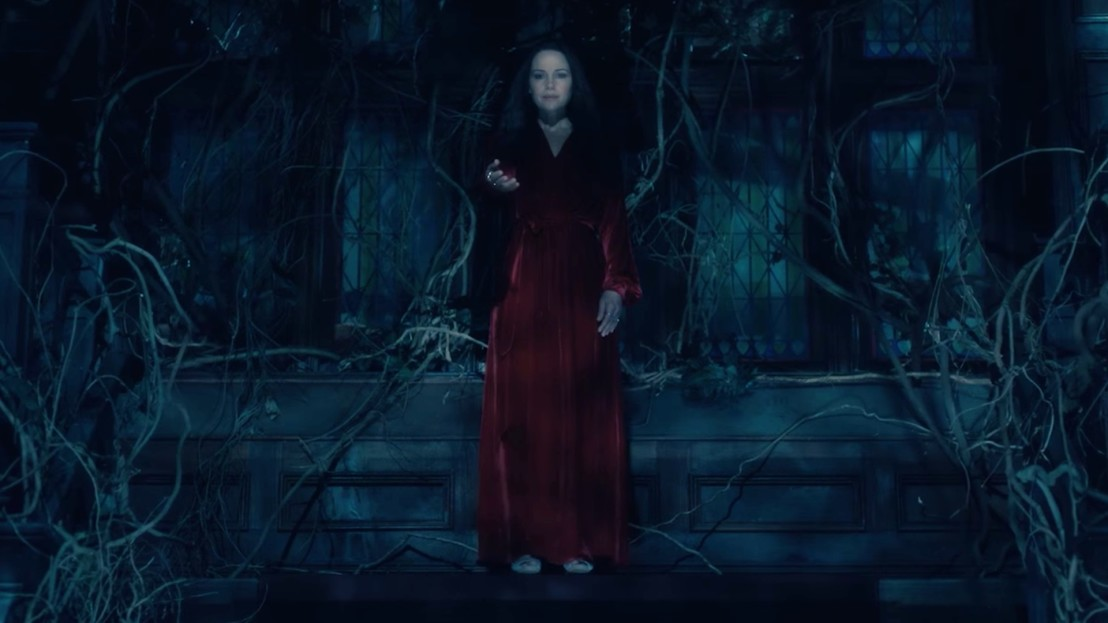 the haunting of hill house, свърталище на духове, netflix