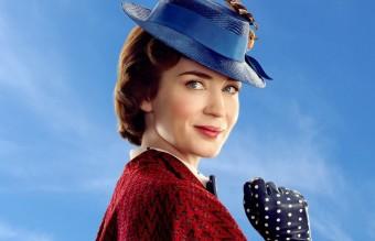 емили блънт като мери попинз, Mary Poppins