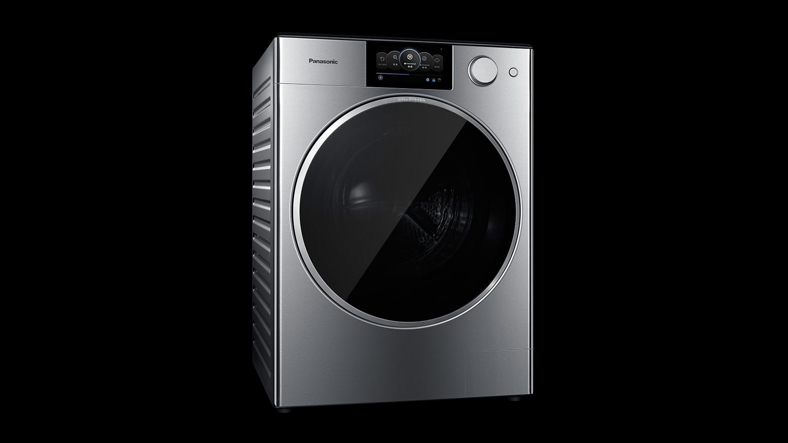 Panasonic-ALPHA-Washing-Machine-Frontloader