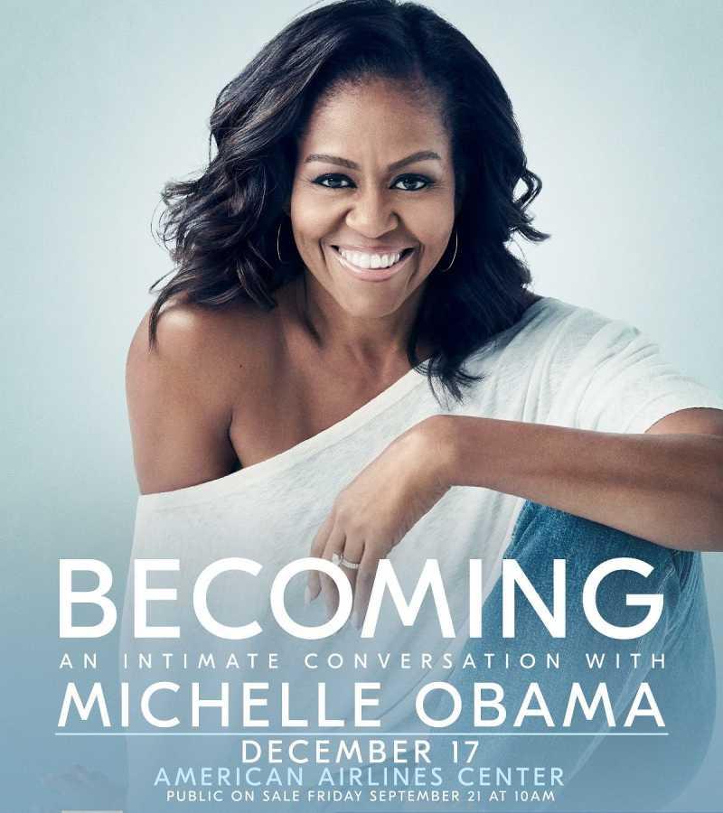 Мишел Обама книга Becoming