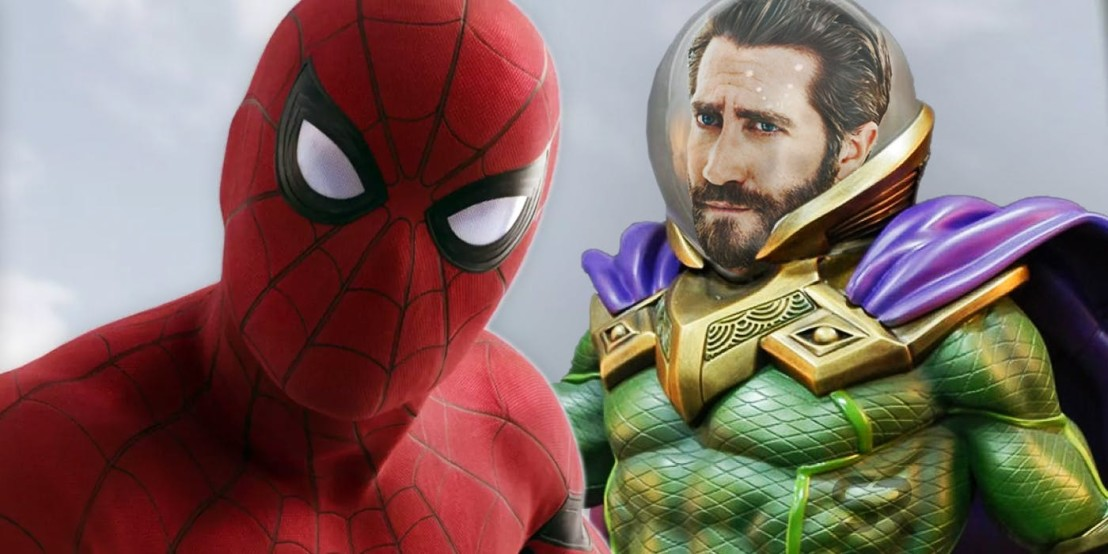 Spider-Man-and-Jake-Gyllenhaal-as-Mysterio-in-Far-From-Home