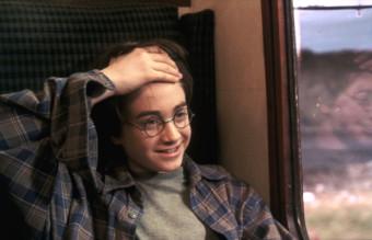 Harry Potter scar