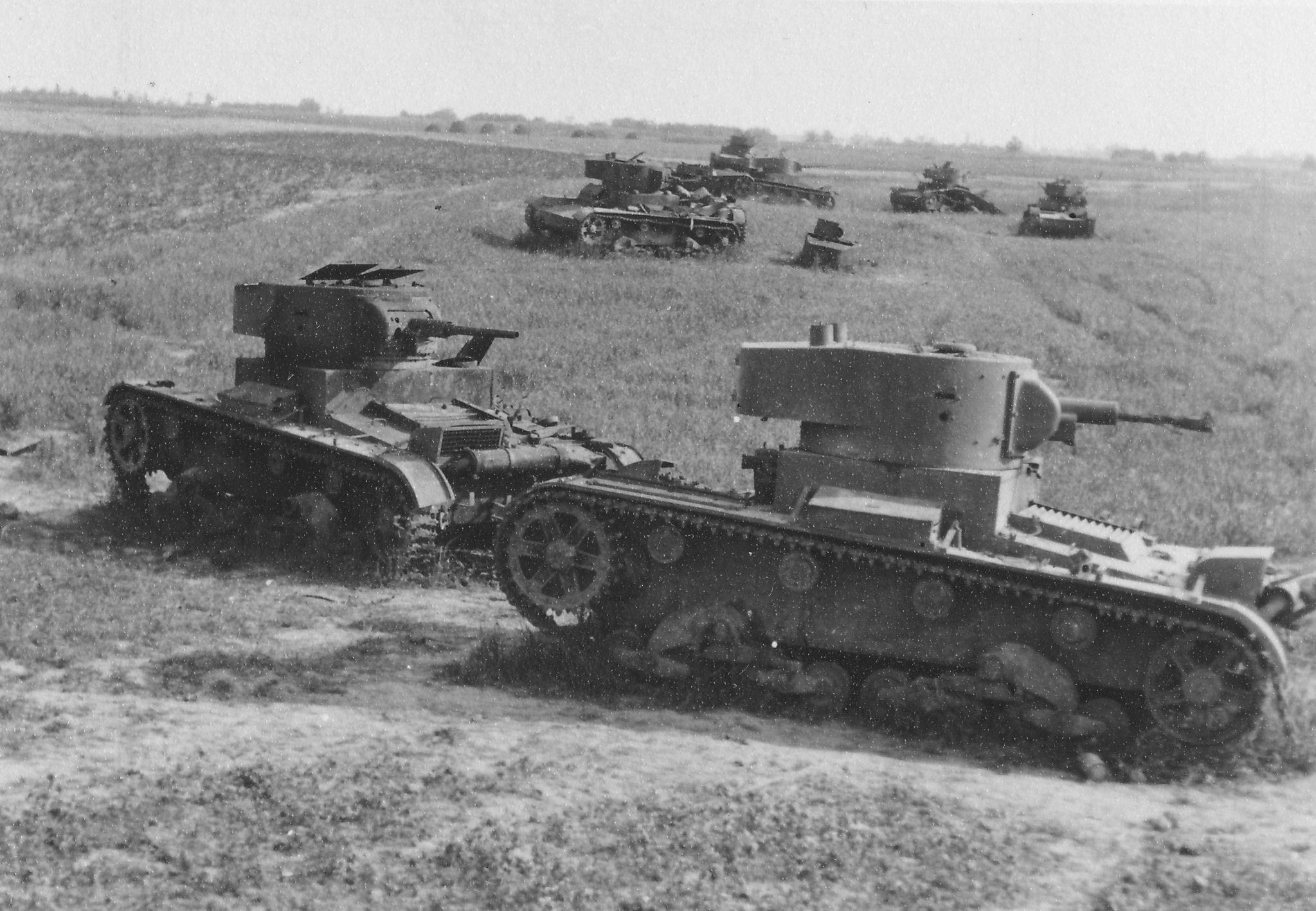 Destroyed_19th_tank_division_near_Vojnitsa-Lutsk_highway