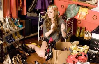 тайните на беки б., confessions of a shopaholic