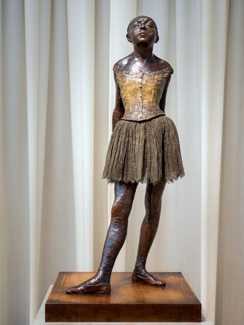 1 Little Dancer Aged Fourteen, by Edgar Degas Photo © Chris Costello3