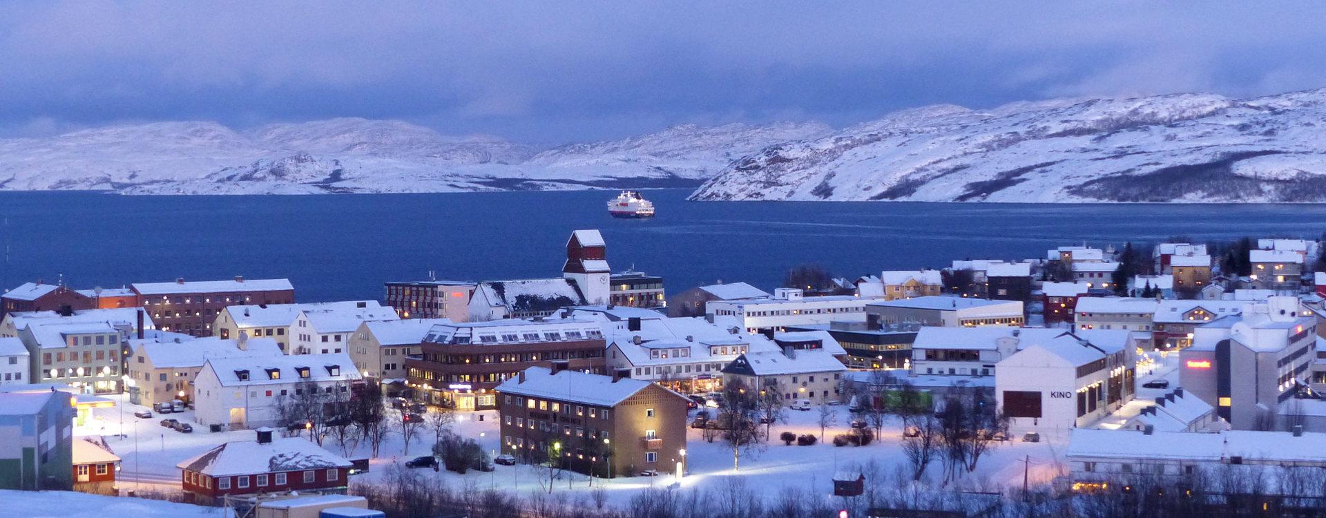 знаю норвегия киркенес сани фото нам должно всею
