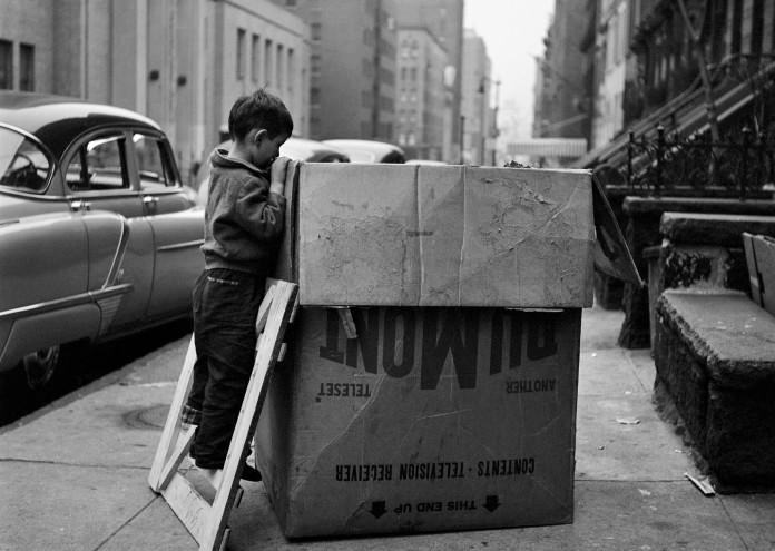 New York©Estate of Vivian Maier