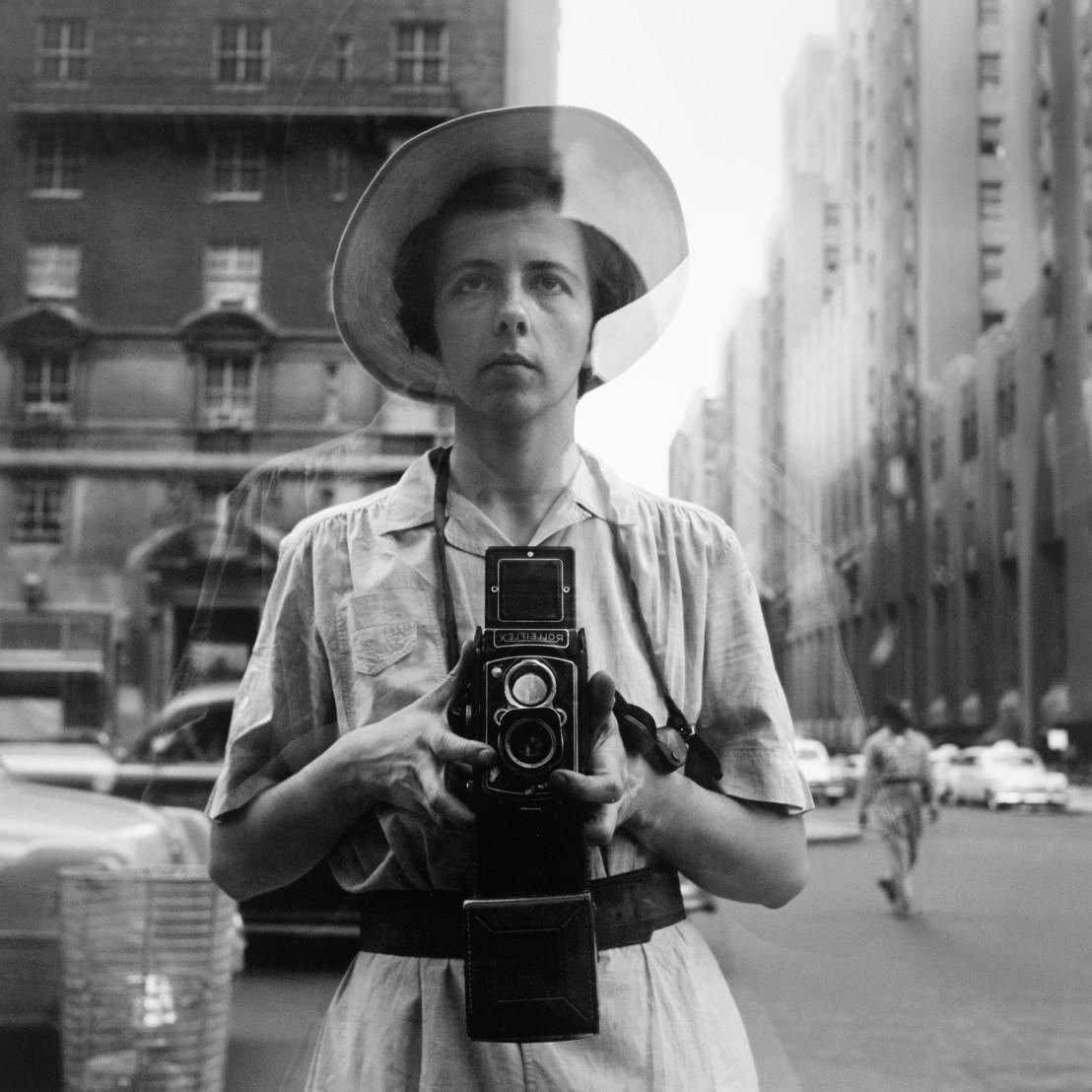 Self-Portrait©Estate of Vivian Maier
