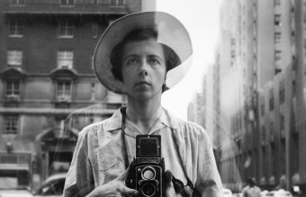 Self-Portrait©Estate of Vivian Maier