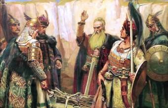 1440-khan-kubrat-i-sinovete-mu-ot-dimitr-gyudzhenov-zhikle-kartina-s-efekten-rchen-relef-individualna-izrabotka-po-porchka