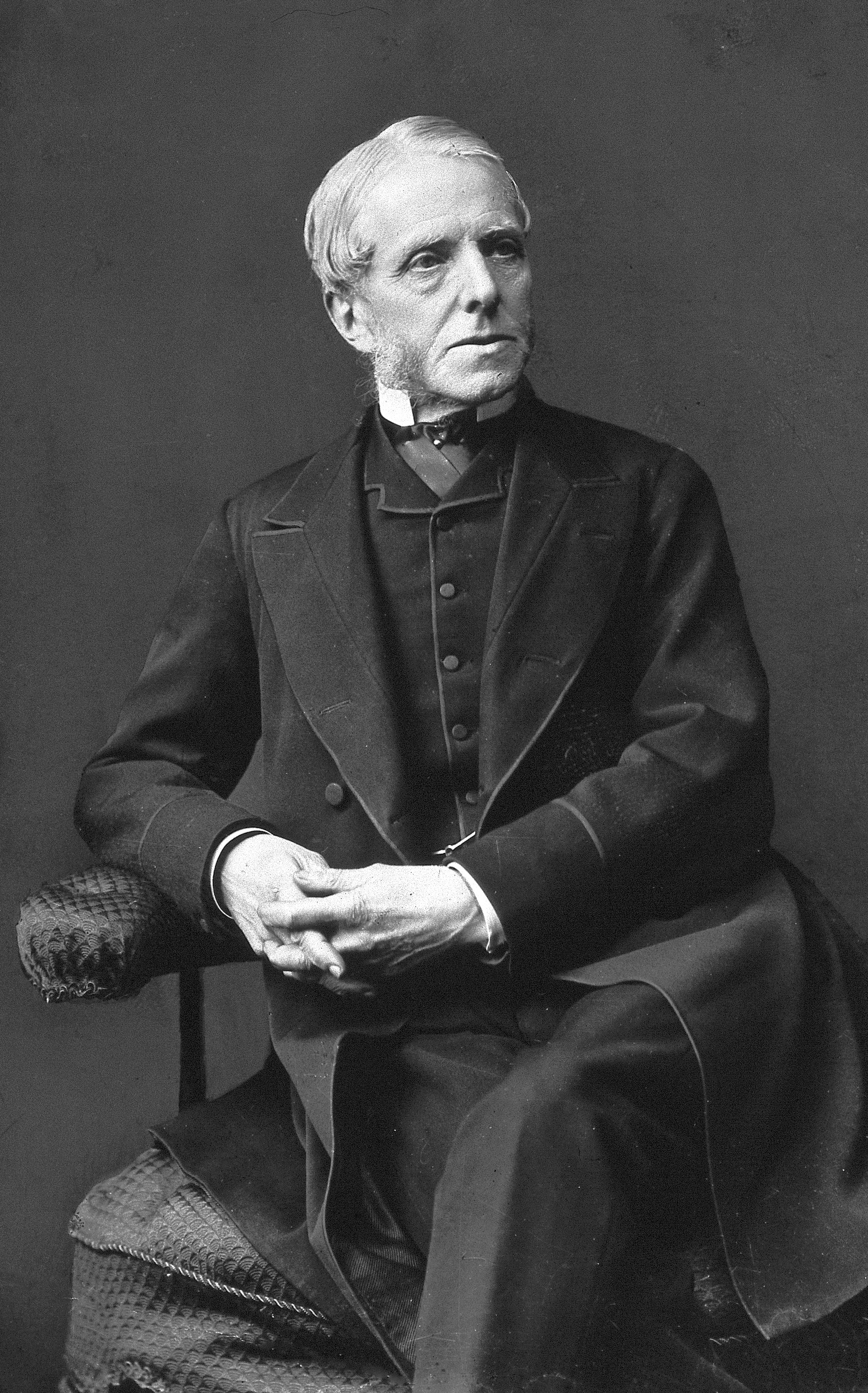V0028735 Sir Henry Duncan Littlejohn. Photograph.