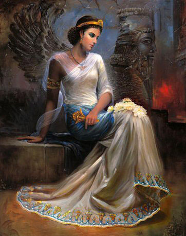 Mandana - Mother of Cyrus the Great