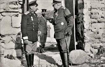 Генерал Ковачев, цар Фердинанд