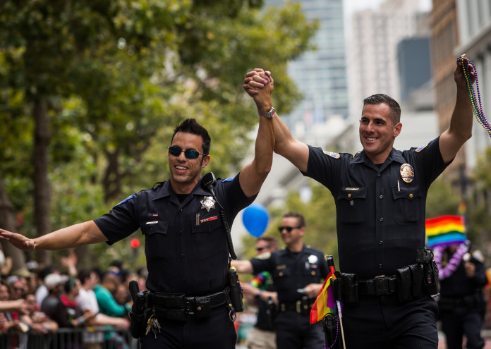 San Francisco Host Its Annual Gay Pride Parade