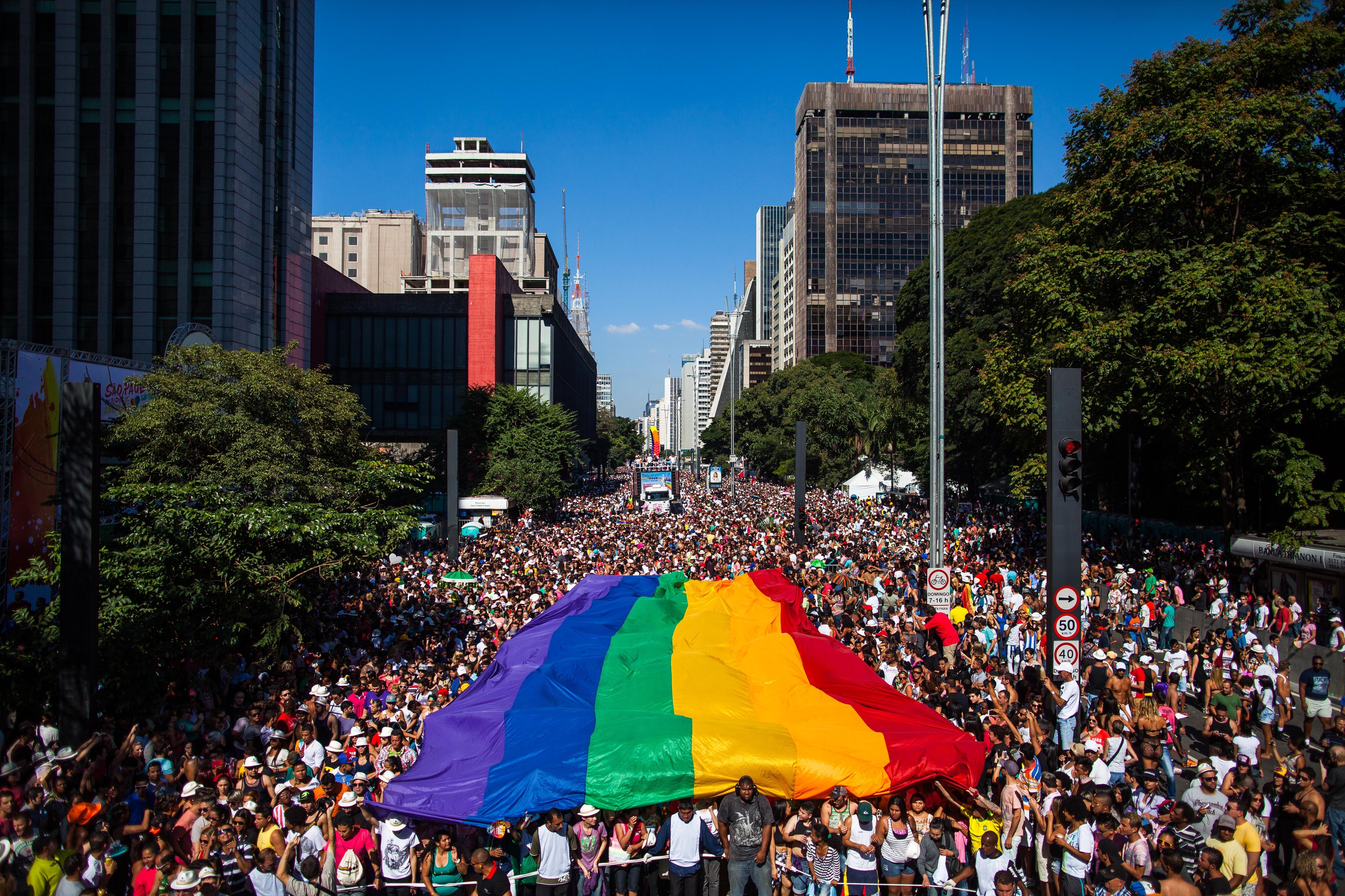 Резултат с изображение за В Сан Франциско се провеждат първите Гей игри.