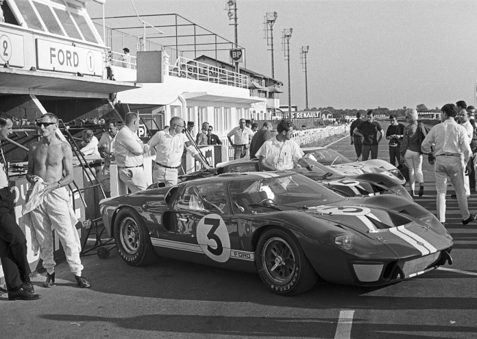Ken Miles, 24 Hours Of Le Mans