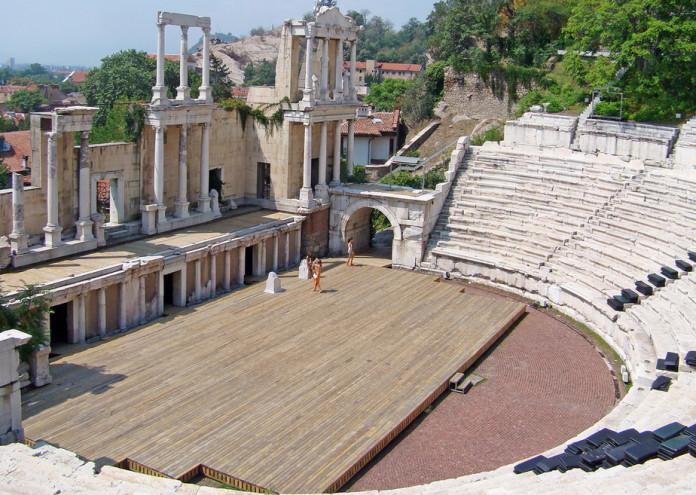 античен театър
