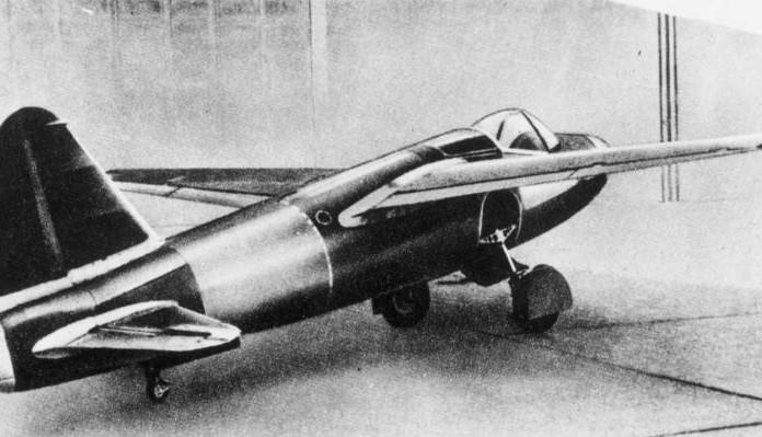 Strahlflugzeug Heinkel He 178