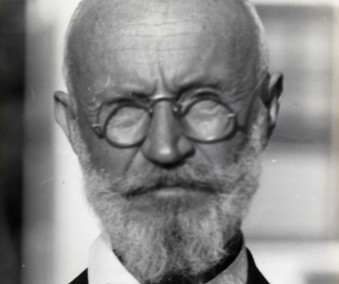 Carl Tanzler (Von Cosel) C 1940. From the Stetson Kennedy Collection.
