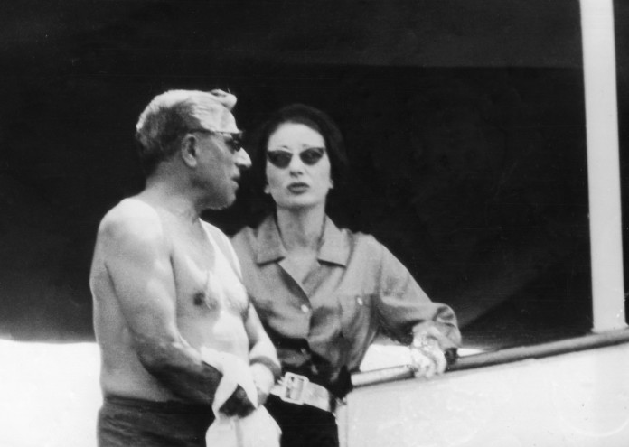 Callas And Onassis