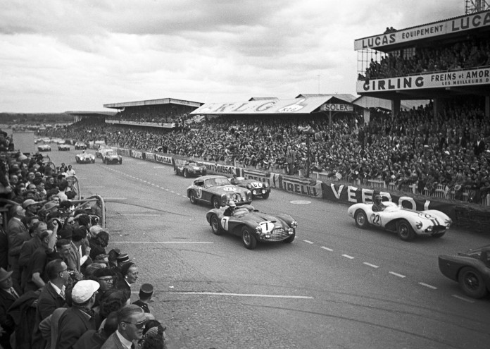 Carroll Shelby, 24 Hours Of Le Mans