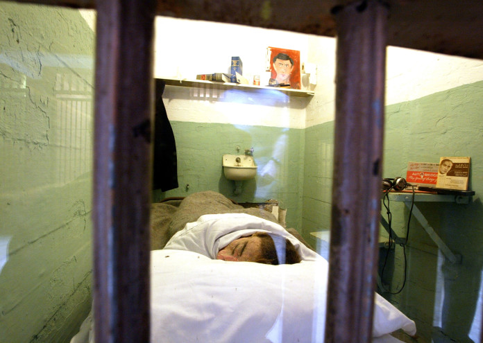 National Park Service Sells Pieces Of Alcatraz Prison
