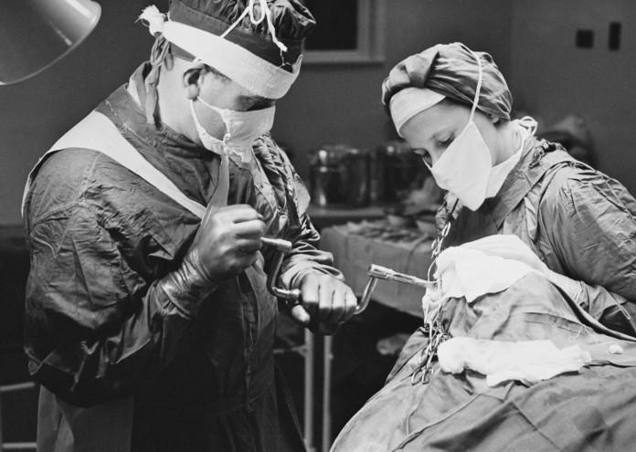 Lobotomy Procedure