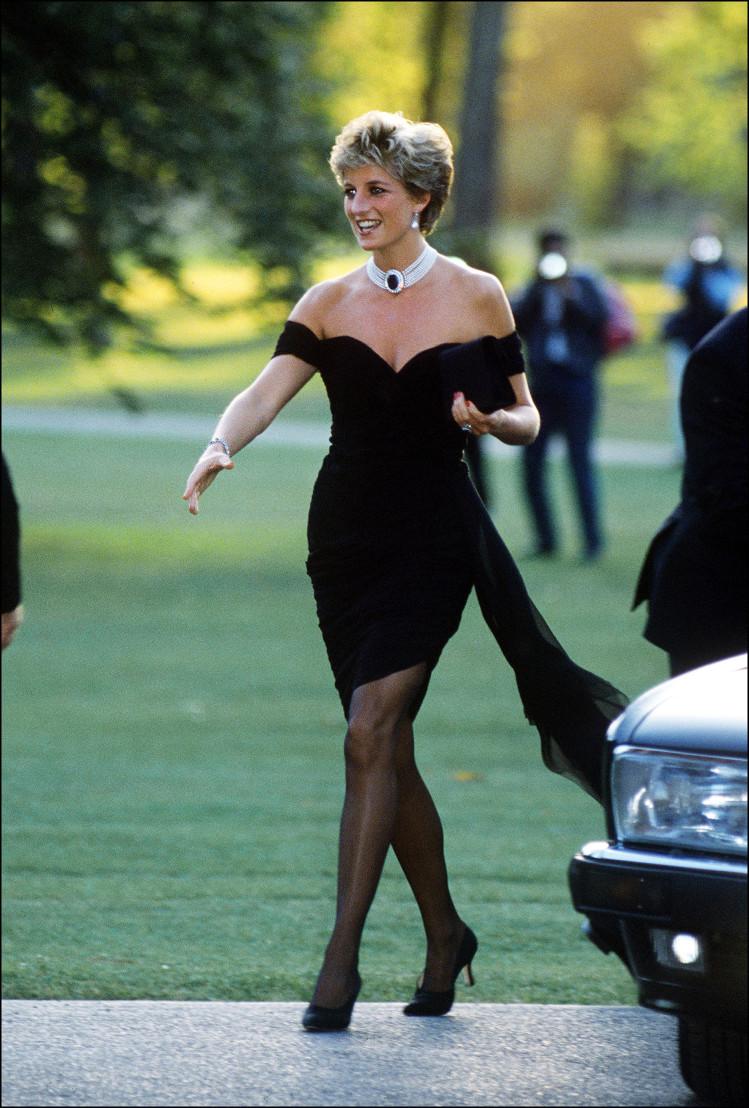 Diana At Serpentine
