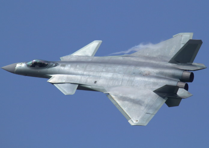 J-20_at_Airshow_China_2016