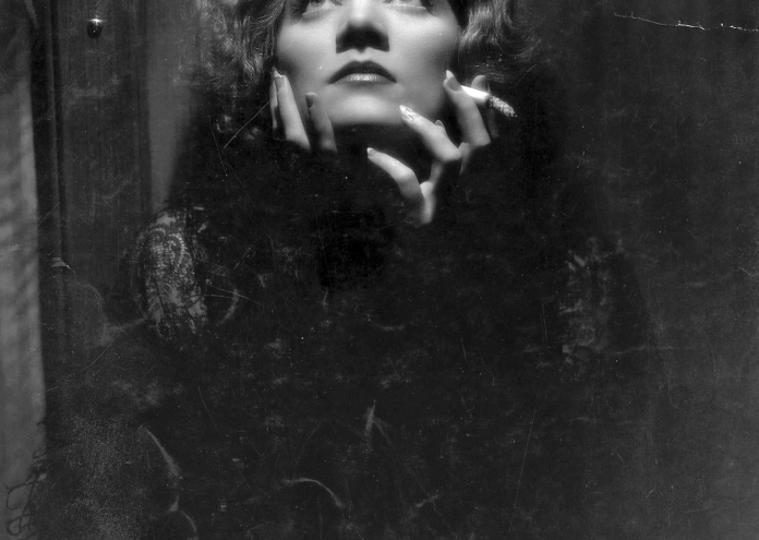 Marlene_Dietrich_in_Shanghai_Express_(1932)_by_Don_English
