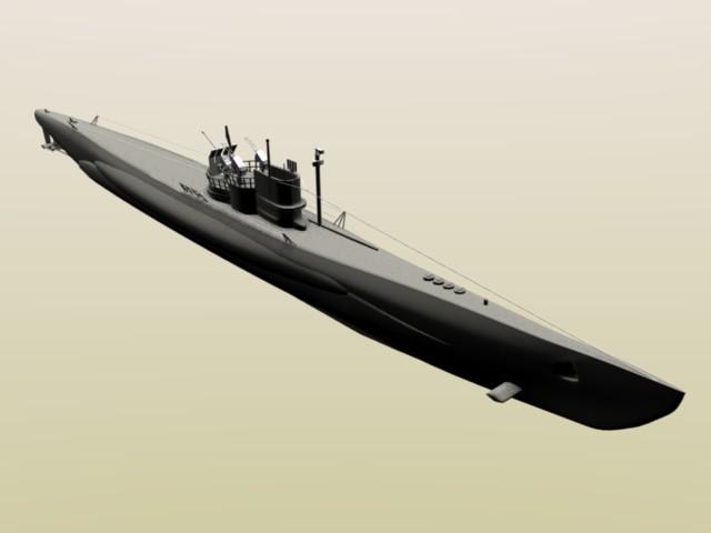 U-bootVIIc0001