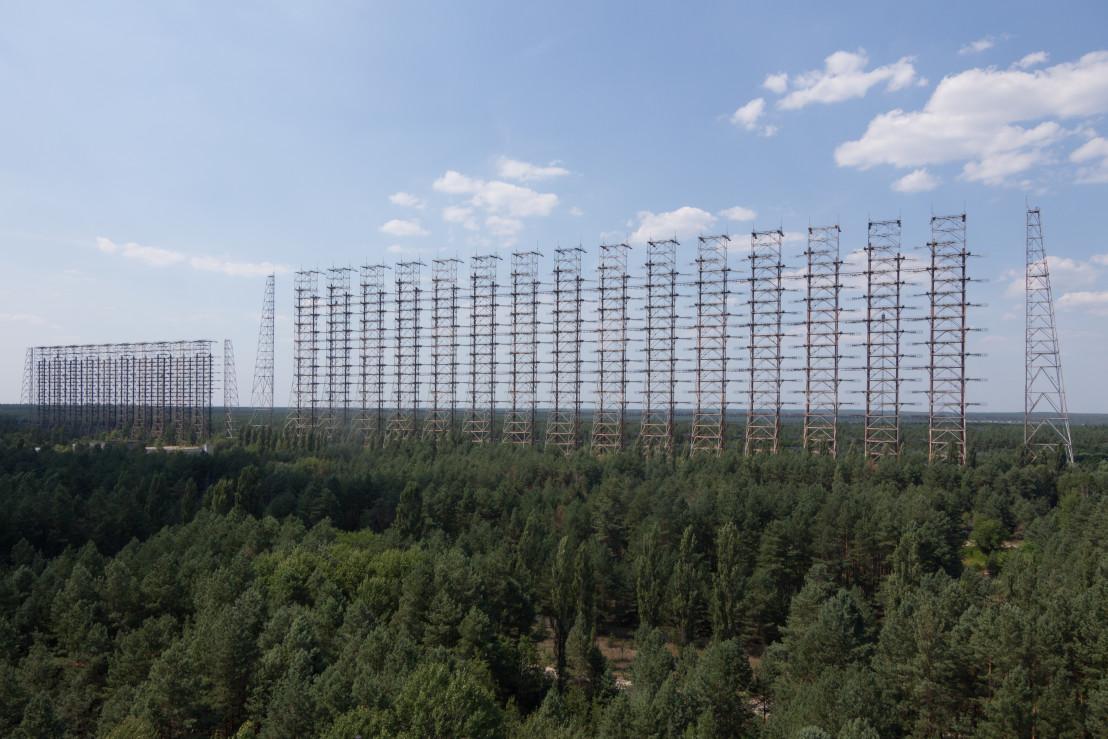 DUGA_Radar_Array_near_Chernobyl,_Ukraine_2014
