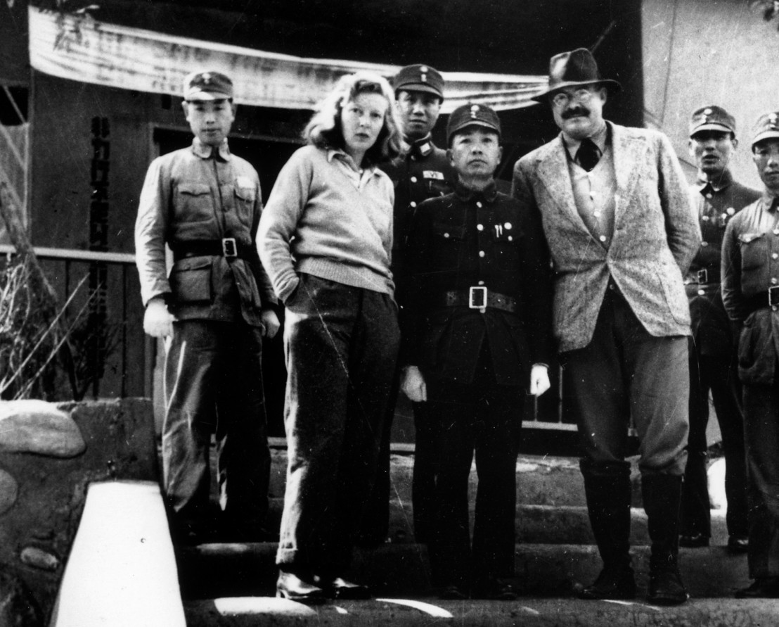 Gellhorn_Hemingway_1941