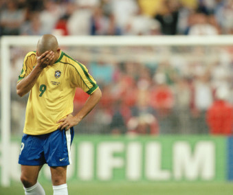 1998 World Cup: France vs. Brazil
