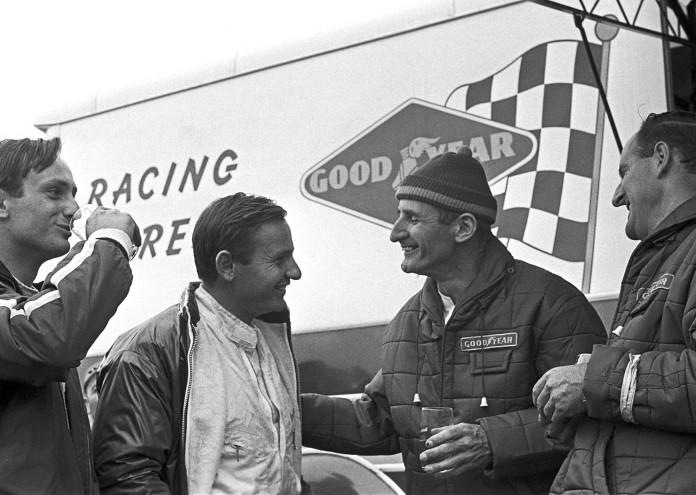 Chris Amon, Bruce McLaren, Ken Miles, Denny Hulme, 24 Hours Of Le Mans
