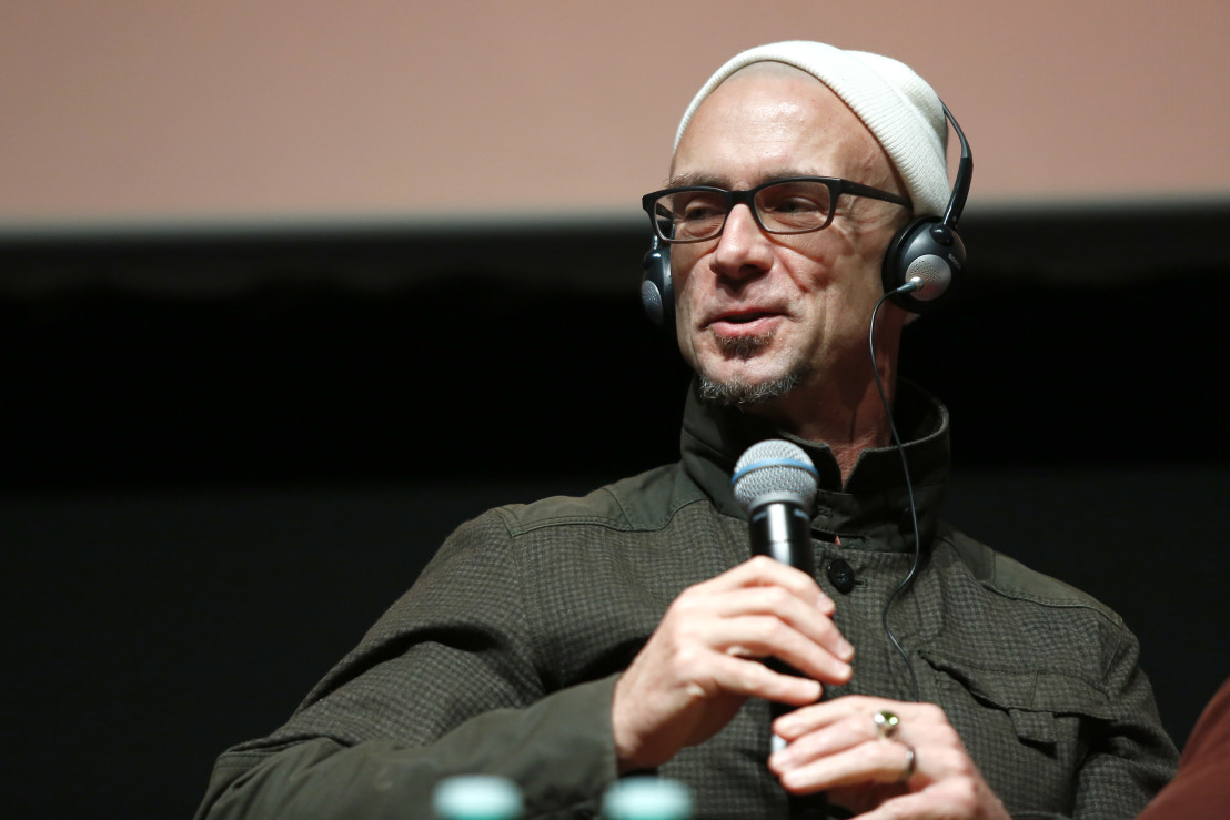 Chuck Palahniuk Press Conference - 12th Rome Film Fest
