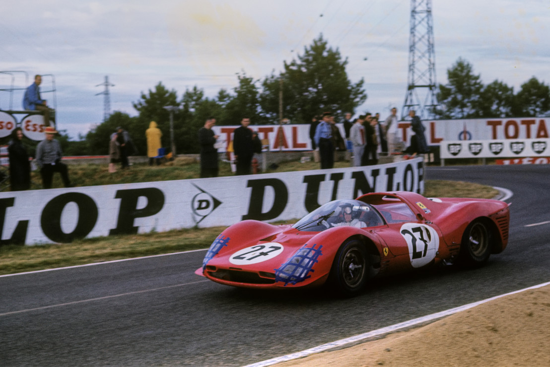Richie Ginther, 24 Hours Of Le Mans
