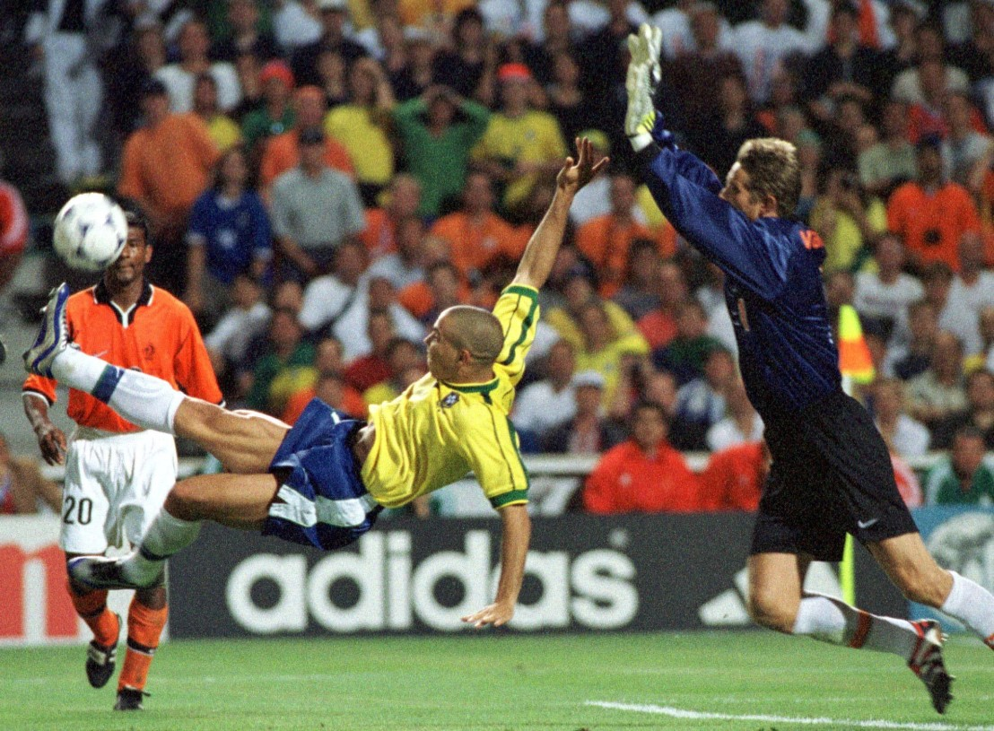 Soccer World Cup 1998: Brazil vs. The Netherlands