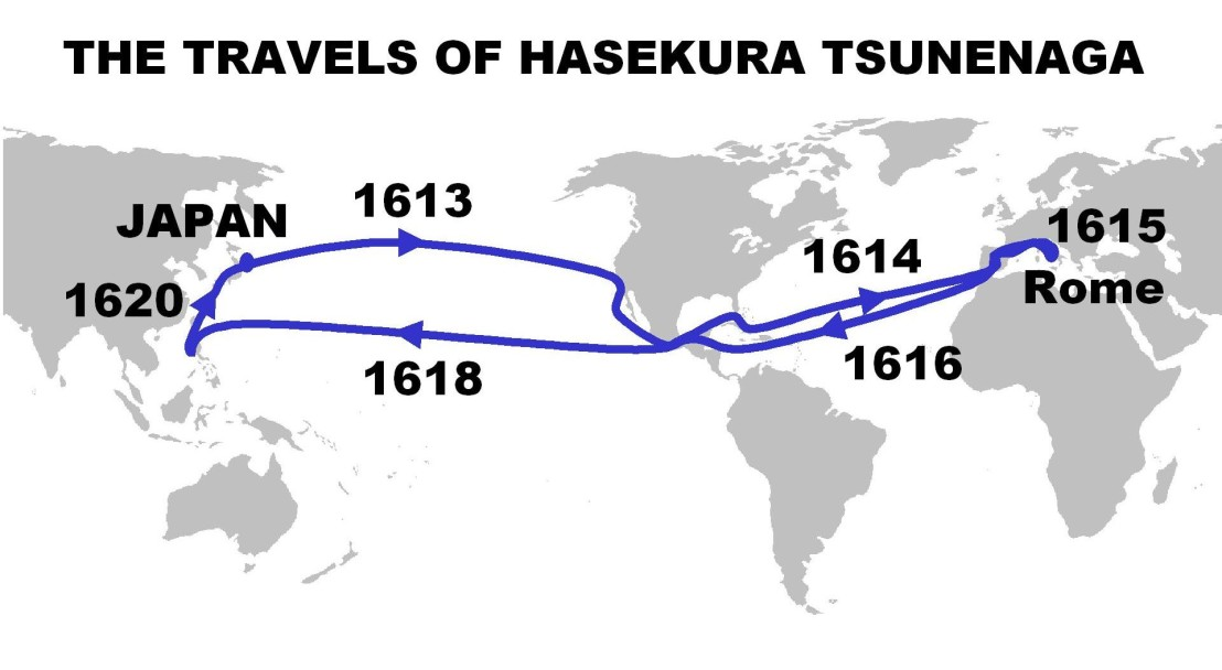Hasekura_Travels