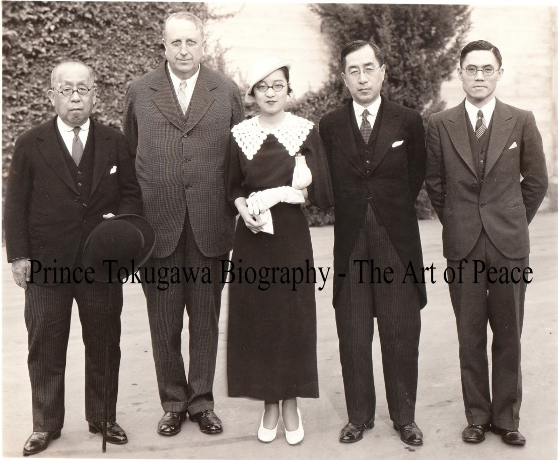 1934_Prince_Iyesato_Tokugawa_visits_with_William_Randolph_Hearst