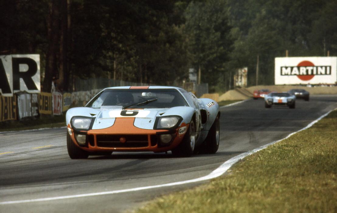 Le Mans.