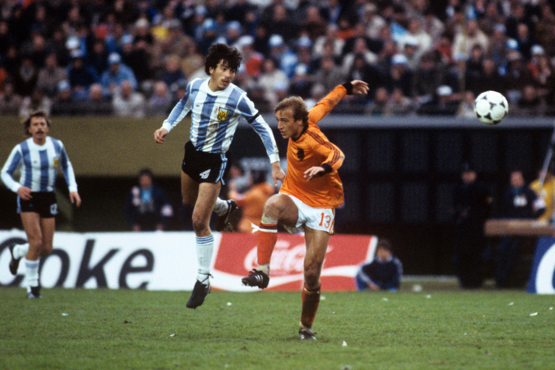 Soccer - World Cup Argentina 1978 - Final - Argentina v Holland - Estadio Monumental, Buenos Aires