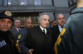 Ponzi Scheme Investor Madoff Appears In Federal Court