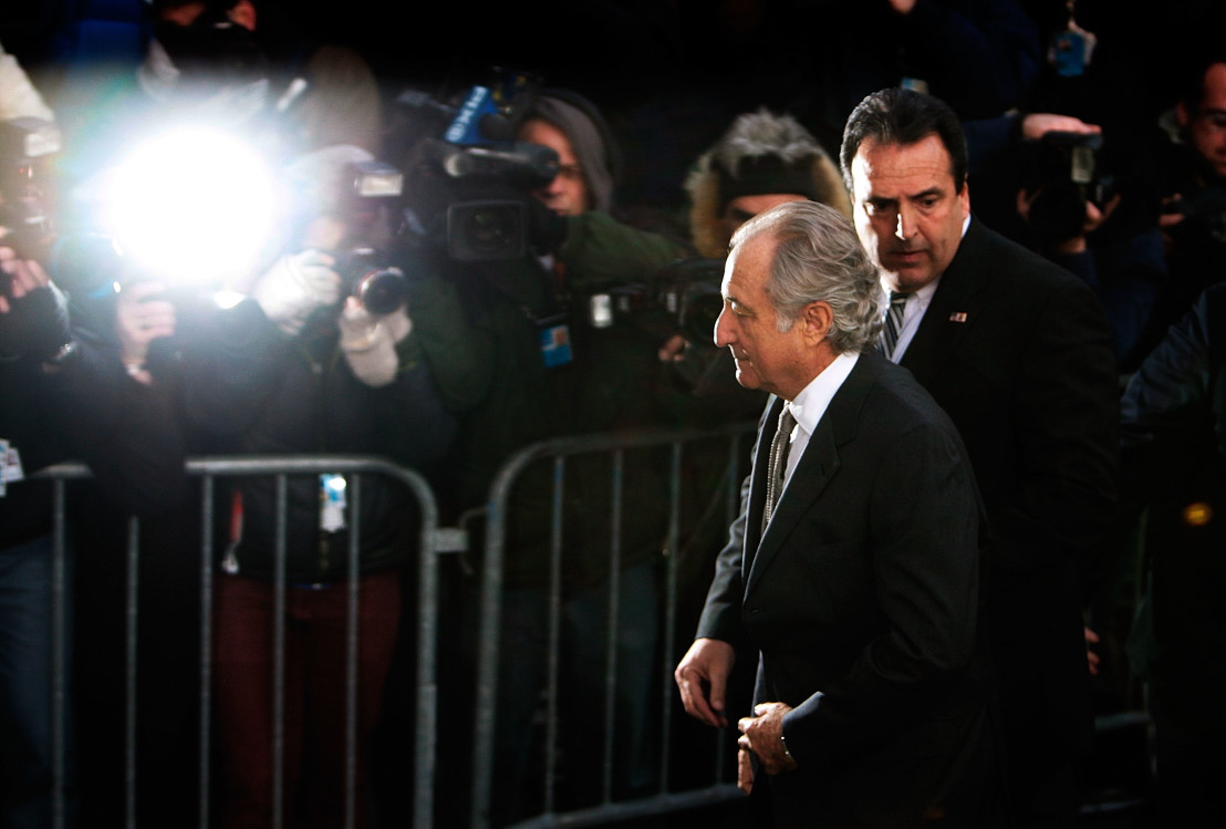 Bernie Madoff Expected To Plead Guilty To $50 Billion De-Fraud Of Investors