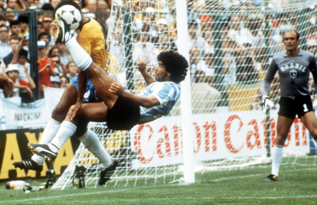 1982 FIFA World Cup: Brazil - Argentina 3:1
