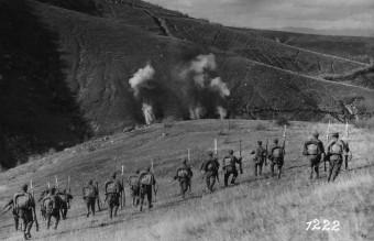 Bulgarian Troops