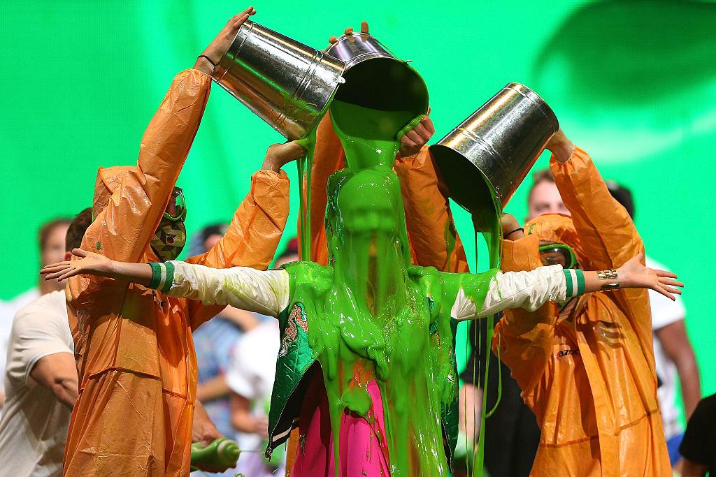 Nickelodeon Slimefest 2016 - Melbourne: Show