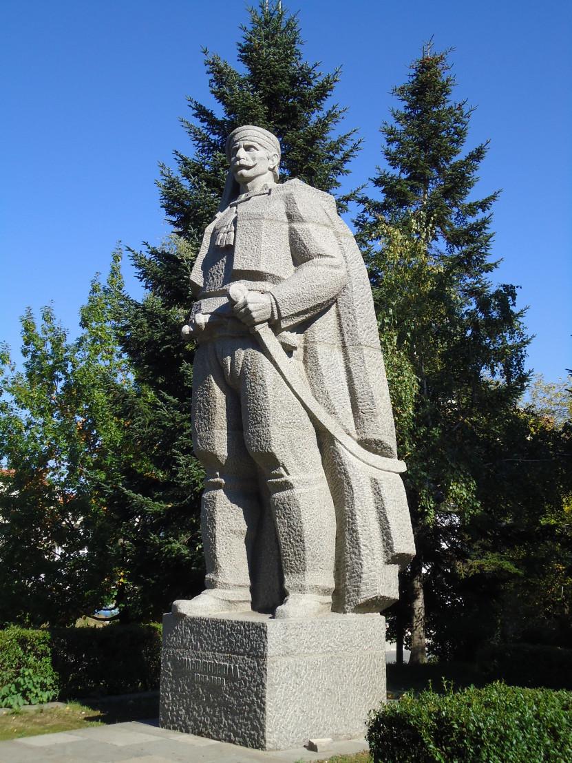 Ilyo-voyvoda-monument.Kyustendil