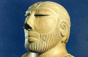 Mohenjo-daro_Priesterkönig